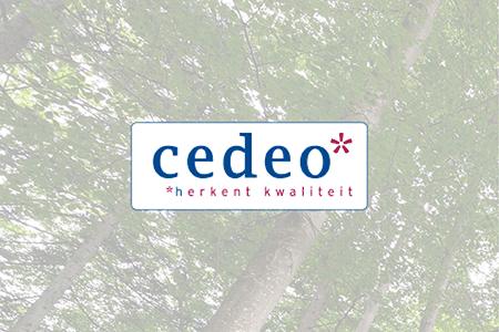 Uitslag Cedeo Tevredenheidsonderzoek 2017: 100% Score